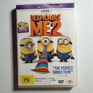Despicable Me 2   DVD Movie   Family/Comedy   2013   Steve Carell, Kristen Wiig