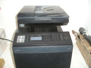 DELL 2155CDN WORKGROUP LASER PRINTER total page count 74,913.