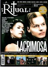RITUAL N°44/2010 LACRIMOSA ANATHEMA DEATH IN JUNE FRONT LINE ASSEMBLY RECOIL