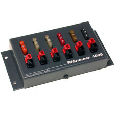 Mountain West Radio RIGrunner 4005 Fused 5 Port Powerpole DC Power Panel