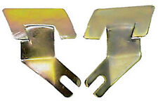 67-69 Camaro Firebird Front Lower Outer Windshield Molding Clips Coupe CHQ
