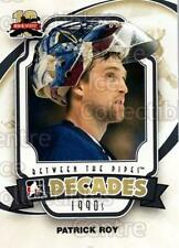 2011-12 Between The Pipes #144 Patrick Roy