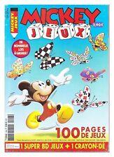 MICKEY JEUX N° 108 DE 2002  BE