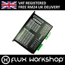 DMA860H 7.2A Moteur Pas à Pas Conducteur CNC Machine Pas 80V AC Dc Flux Workshop