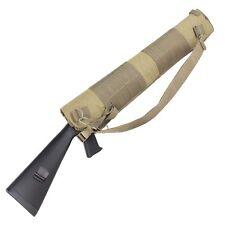 Condor 148 TAN Shotgun Scabbard MOLLE Modular Tactical Gun Bag Carrying Case