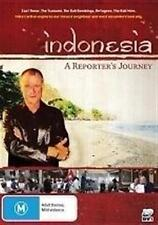 INDONESIA A Reporter's Journey Mike Carlton 3DVD NEW