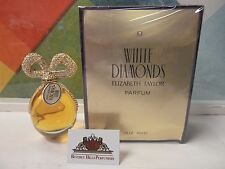 VINTAGE WHITE DIAMONDS by ELIZABETH TAYLOR 1.0OZ - 30ML PURE PARFUM