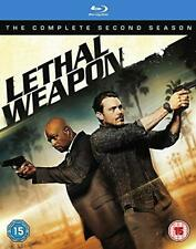 Lethal Weapon: Season 2 [Blu-ray] [2018] [DVD][Region 2]