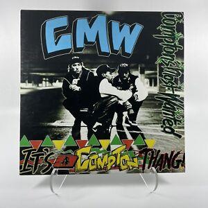 CMW - It's A Compton Thang Vinyl Record LP Original Pressing
