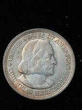 High Grade 1893 Silver Columbian Exposition U.S. Commemorative Half Dollar