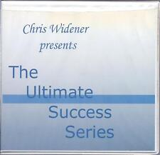 The Ultimate Success Series by Chris Widener - 9 Audio Cd Set