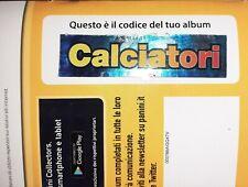 CODICE ALBUM CALCIATORI PANINI 2019-2020 PER RICHIESTA FIGURINE MANCANTI