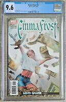 Emma Frost #6 Greg Horn Cover CGC 9.6 Marvel Comics 2004