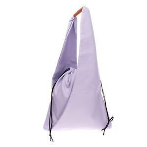 RRP €490 MM6 MAISON MARGIELA Shoulder Hobo Bag Large Slouchy Design Drawstring