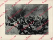 Hugo Ungewitter battaglia St Quentin 1. Garde-RGT. TAMBURO segnalazione cane attacco 1914