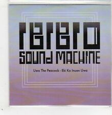 (GB785) Ibibio Sound Machine, Uwa The Peacock - DJ CD