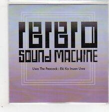 (GB785) Ibibio Sound Machine, Uwa The Peacock - DJ CD