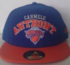 Rare Limited Edition New Era NBA City NY Knicks Carmelo Anthony 59fifty 7 1/2