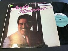 LP SALSA / ANDY MONTANEZ / EL ETERNO ENAMORADO / ONLY $16.99 FREE SHIPPING USA