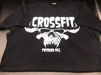 Rare Danzig Crossfit T Shirt Sz Medium M Black Fitness Misfits Potrero Hill
