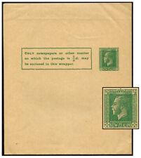 NEW ZEALAND 1924 ½d POSTAGE & REVENUE PSW Sam FC1a