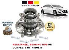 für Hyundai i40 1.6 1.7DT CRDI 2011 > NEU hinten Radlager HB Satz + Schrauben