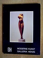 """""""Galleria Henze – Moderne Kunst (Gemälde, Skulpturen, Aquarelle, Zeichnung...)""""#"""