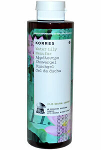 Korres Water Lily Shower Gel 250ml