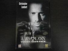 ABSOLON VIRUS MORTALE - FILM IN DVD ORIGINALE - visitate COMPRO FUMETTI SHOP