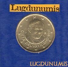 Vatican 2007 10 Centimes D'Euro FDC BU 85 000 exemplaires Provenant du BU RARE -
