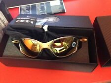 Genuine Oakley X-Metal XX 24K Gold 04-145 BRAND NEW ! LAST ONE !