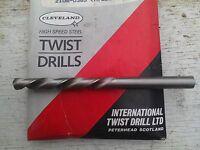 "with 1//2/"" threaded shank CoHSS Ball nose ballnose 33//64/"" TEC OSBORN end mill"