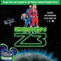 Zenon Z3 by Original Soundtrack (CD, Jun-2004, Walt Disney) NEW Sealed