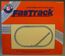 LIONEL FASTRACK LOT TRACK PACK SIDING switch train fast 6-12044