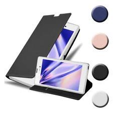 Handy Hülle für Sony Xperia T3 Cover Case Tasche Etui Matt Metallic Schutzhülle
