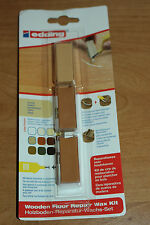 Edding 8902/3 Holzbodenwachs Buche Ahorn 608,  e-8902/3 BL Rep. Reparatur