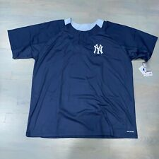 Majestic Cool Base New York Yankees Pullover Training Jacket Men's Size 3XL