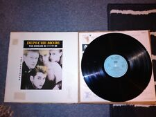 "Depeche Mode - The Singles - 12""lp vgc/vgc German Press +print"