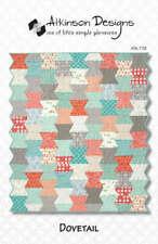 Terry Atkinson Patterns DOVETAIL ATK178  PATTERN