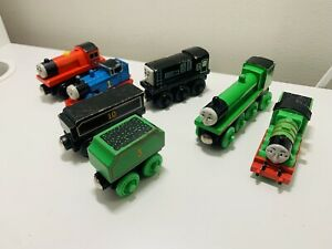 Thomas The Train & Friends Vintage Mixed Lot - Thomas, Percy, Mike, More