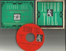 Ian Anderson JETHRO TULL A Christmas Song RARE 1992 USA PROMO DJ CD single MINT