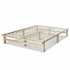 Palettenbett Palettenmöbel DIY Futonbett Kiefer Massivholz 140x200cm Homestyle4u