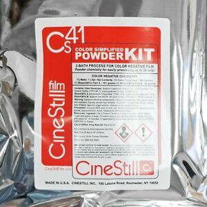 *NEW* Cinestill C41 powder kit