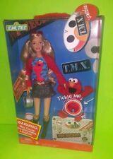 2006 Tickle Me Elmo Barbie w/ Elmo New
