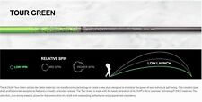 "BRAND NEW ALDILA TOUR GREEN ATX 75 REGULAR  DRIVER SHAFT .335 335 46"" UNCUT R"