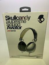 Skullcandy Roc Nation Aviator Headphones For iPod iPhone Model S6AVDM-158 New