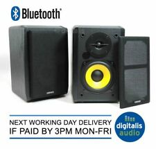 Edifier R1010BT Bluetooth Active 2.0 Bookshelf Speaker Noir Hi Fi Haut parleur