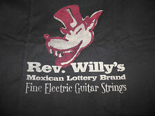 Dunlop Rev Willy's Mexican Lottery T-Shirt size XL Extra Large NEW!!
