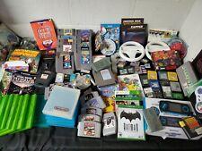 Nintendo Games Lot Bundle Manual, Cases, DS, GBA, Mario, Pokémon, Sega & More