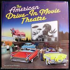 Sanders, Don and Susan: The American Drive-In Movie Theater First Edition HC